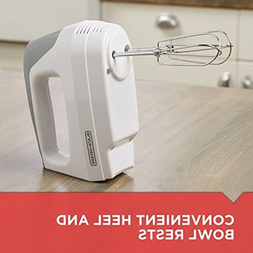 BLACK+DECKER Lightweight Hand White, MX1500W
