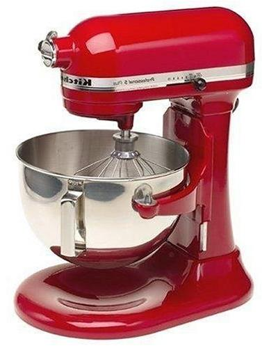 KitchenAid Professional 5 Plus Stand Mixer RKV25G0XER, 5-Qua
