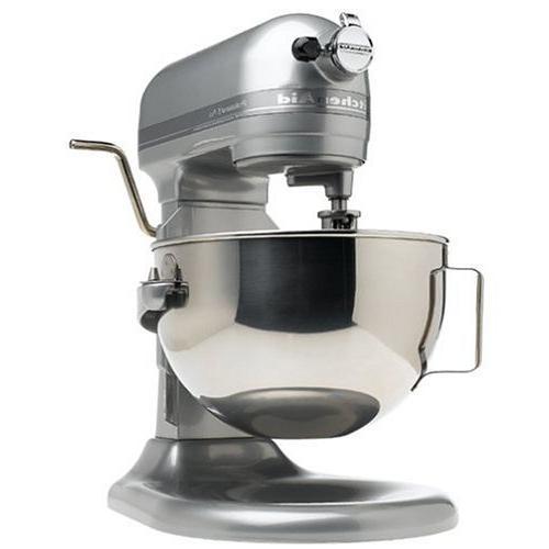 KitchenAid Professional Lift Mixer RKG25H0XMC, 5 Plus Bowl,