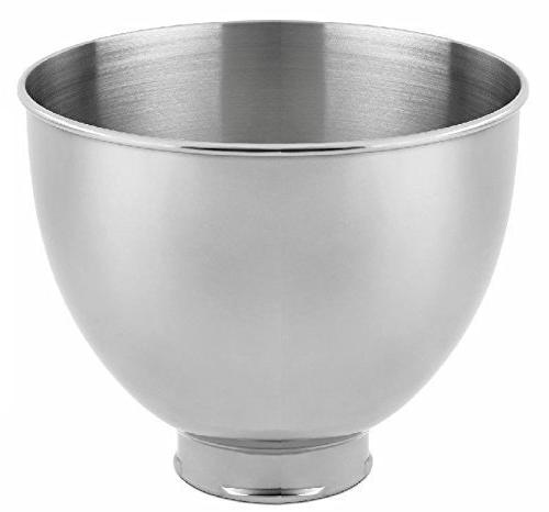 KitchenAid RK45SB Replacement 4.5 Quart Mixing Bowl For K45,