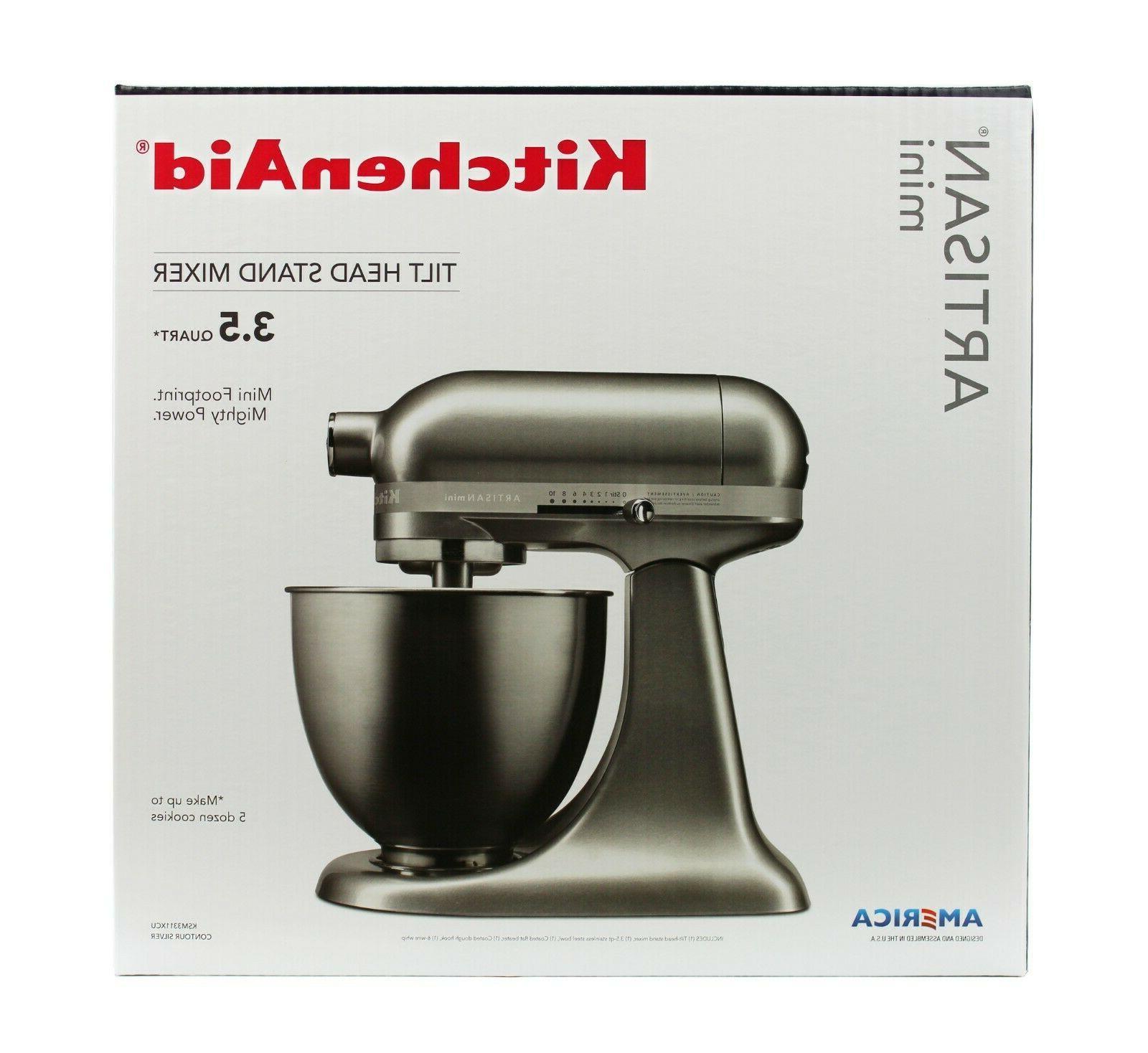 Kitchenaid Artisan Mini 3 5 Qt Tilt Head Stand