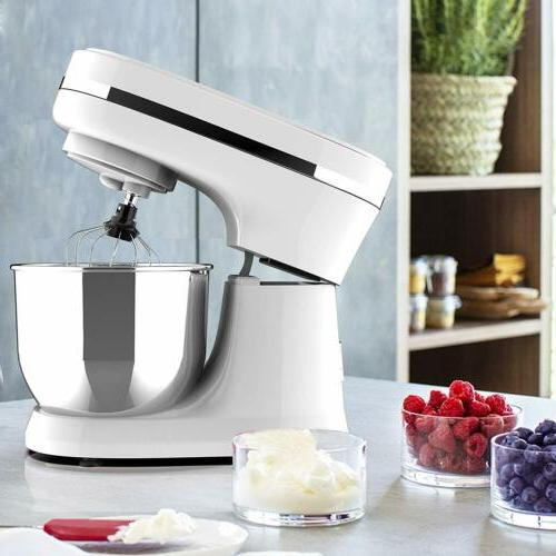 BN Electric Mixer Tilt-Head White