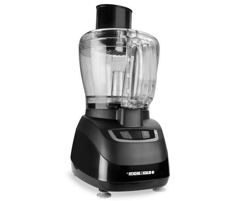black and decker 8 cup food processor