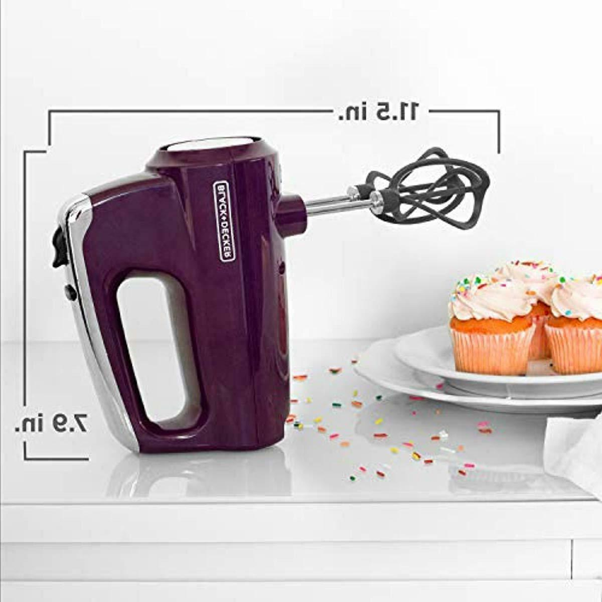 BLACK+DECKER MX600P Performance Premium Purple
