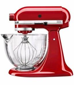 brand new 5 qt ksm105gbcer stand mixer