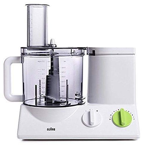 braun fp3020 cup food processor ultra quiet powerful motor i