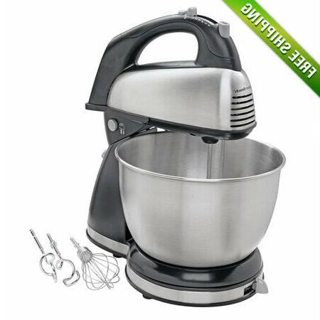 classic stand mixer 6 speed kitchen cooking