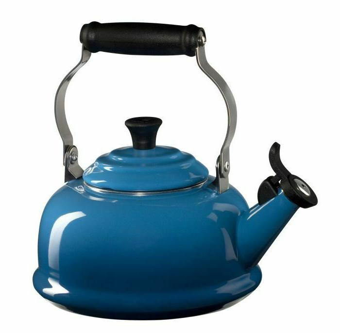 classic whistling tea kettle