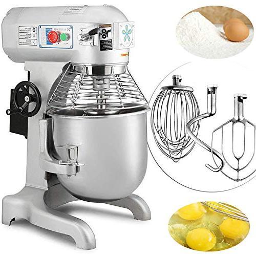 commercial food mixer dough