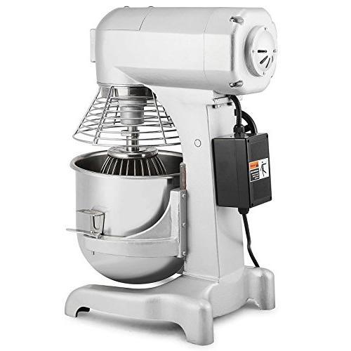 Happybuy Food 1100W Dough Maker 3 Mixer Grinder Stand Mixer