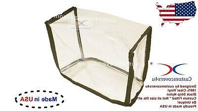 custom clear stand mixer cover fits kitchenaid