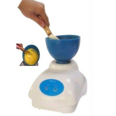 dental lab impression alginate material mixer mixing