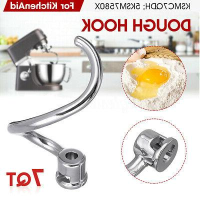 dough hook attachment accessory for kitchenaid mixer