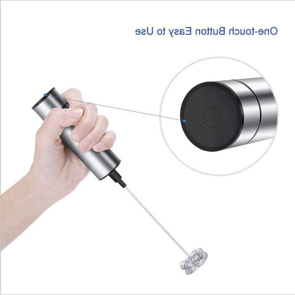 Electric Whisk Electric Egg Beat Egg Spring
