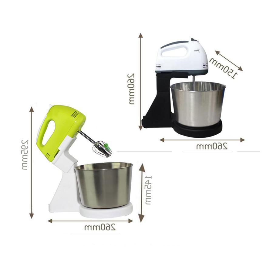 Hoodakang Electric <font><b>Mixer</b></font> Table Cake Dough Blender Whipping Machine