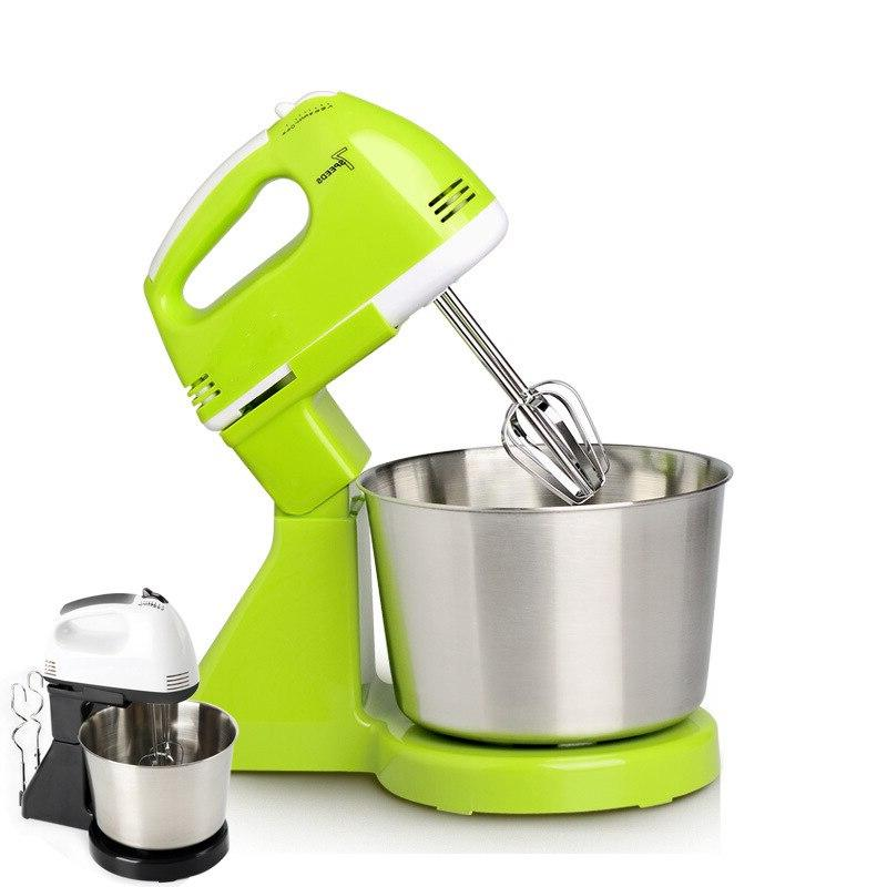 Hoodakang Electric <font><b>Mixer</b></font> Table Cake Dough <font><b>Mixer</b></font> Blender Baking Machine Speed