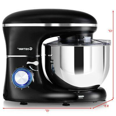 Electric Mixer 6 6.3 660W Steel