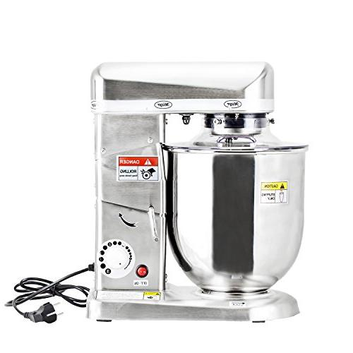 Professional Liters Electric Stand Mixer Blender Planetary Cooking shake Beater, Dough Machine Whole Made