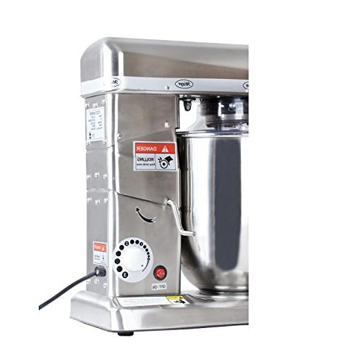 Professional 10 Stand Planetary Cooking shake Machine Stainless Made