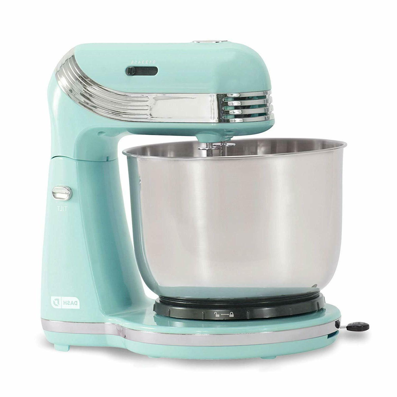 Electric Mixer 6 Speed qt Bowl Beaters