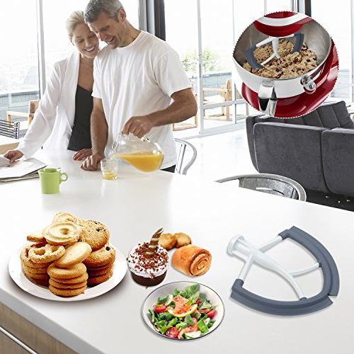 Gvode Flex for KitchenAid Mixer 6 with silicone edges