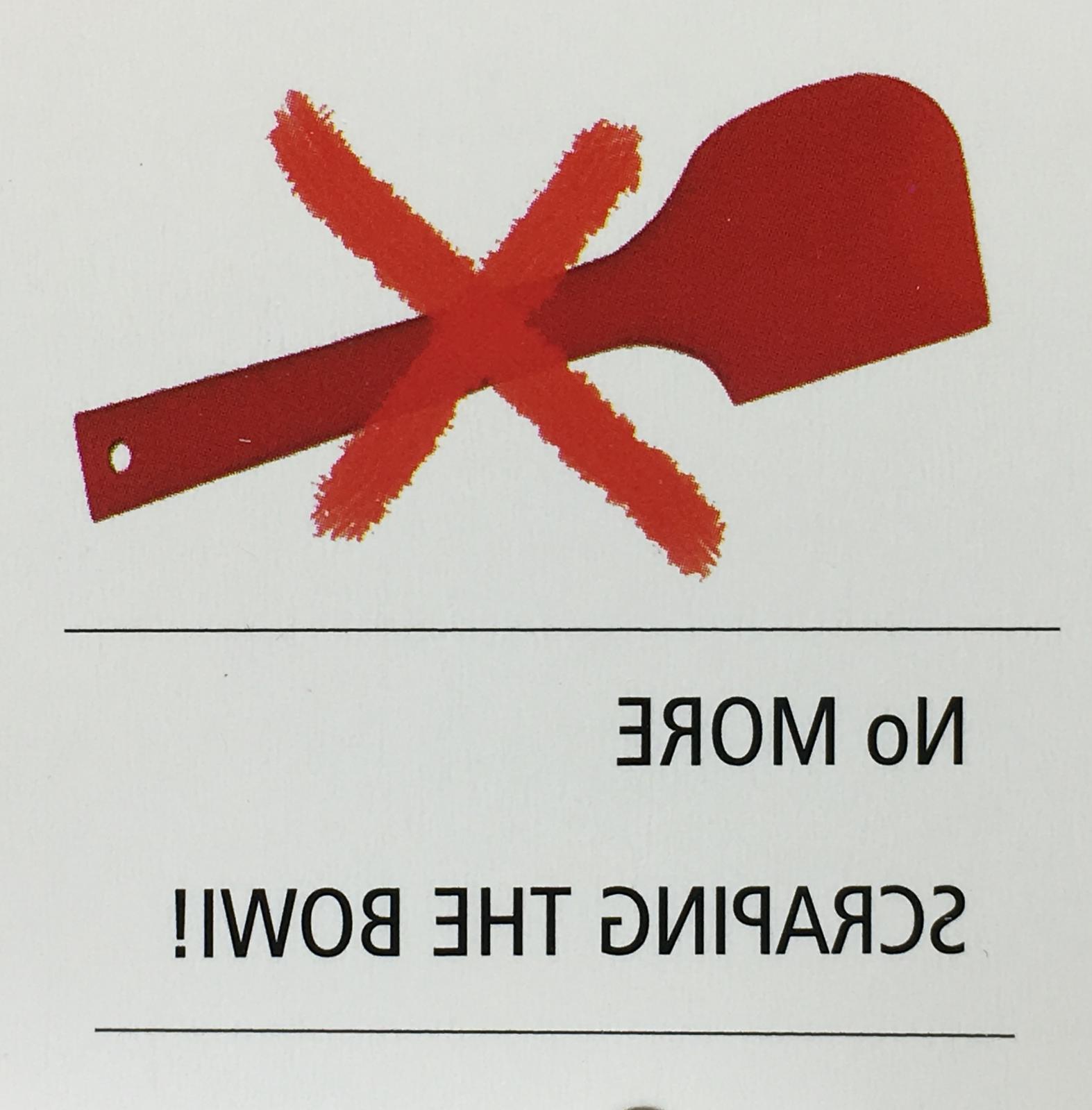 AIZARA Flex Edge Blade for Bowl