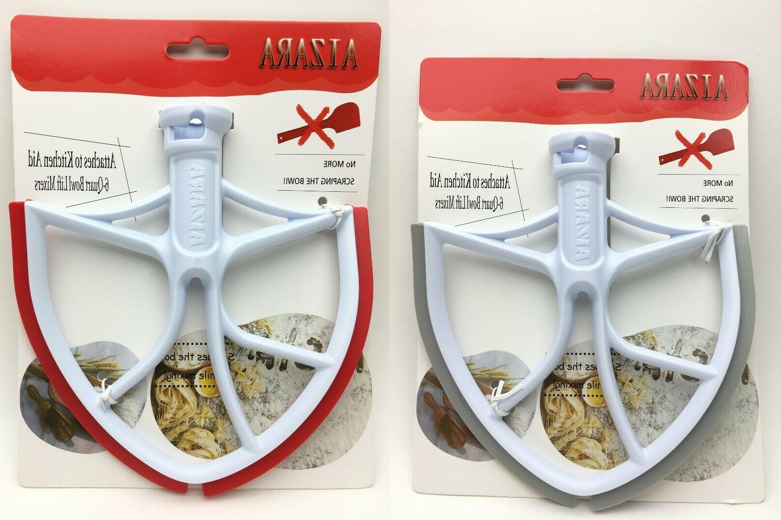 flex edge beater blade for kitchenaid 6