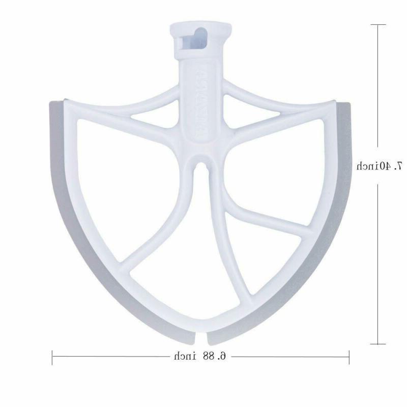 AIZARA Edge Blade for Bowl-Lift Mixer Attachm