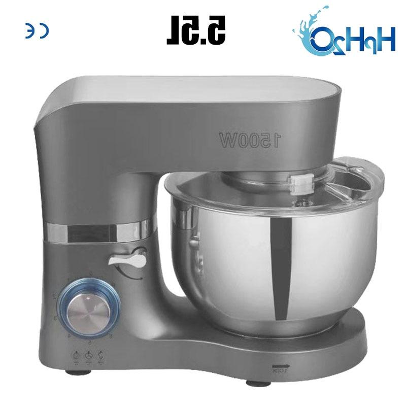 <font><b>Commercial</b></font> stainless 1500W multifunctional Electric <font><b>Mixer</b></font> 7L Egg Salad cake