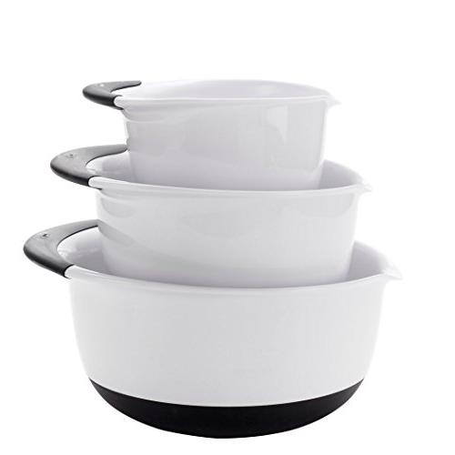 good grips mixing bowl set
