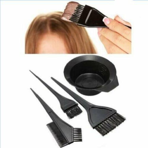 Hair Color Dye Bowl And Set Bleach Salon Salon