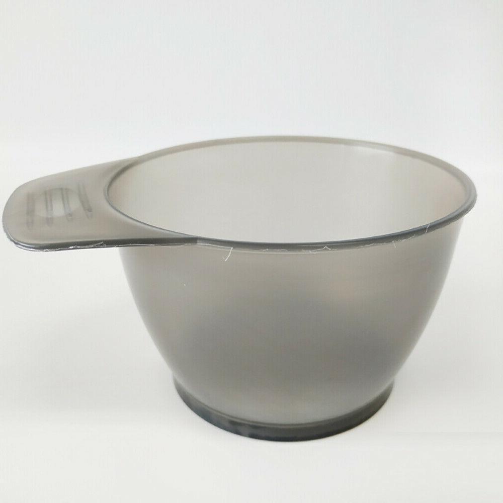 Hair Plastic Brush Bowl Facial Bowl