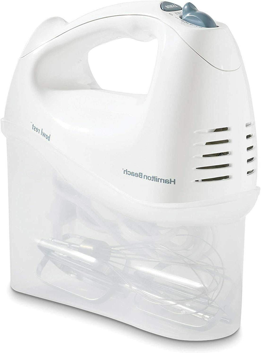 6 speed electric hand mixer 250w