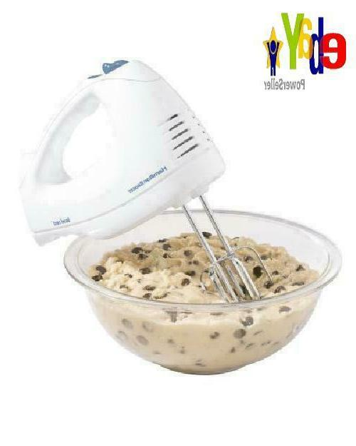 hand mixer and whisk with snapon case
