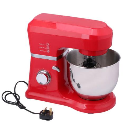 Industrail Household Stand Mixer 6 Sausage Bowl
