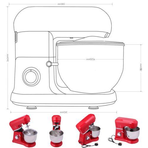 Industrail Stand Sausage Maker 4.5L Bowl