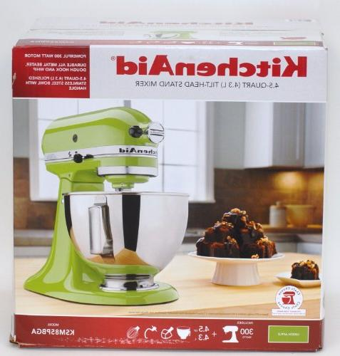 kitchen aid 4 5 quart