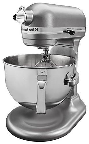 KitchenAid Bowl-Lift Silver