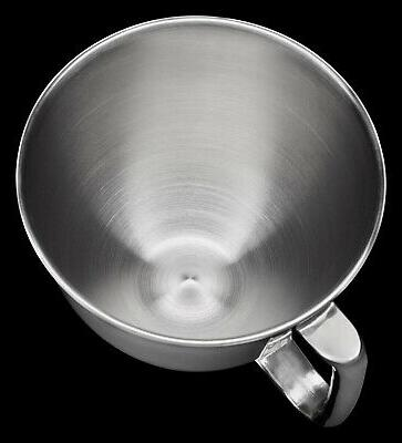 KitchenAid KSM35SSFP Polished Steel Metallic