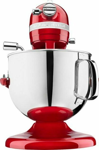 KitchenAid KSM7586PCA Pro Mixer, Apple