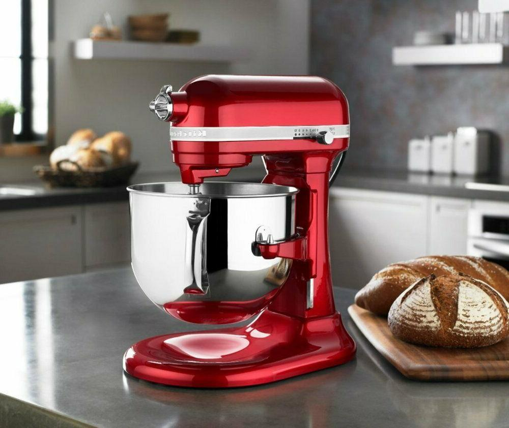 KitchenAid KSM7586PCA 7 Mixer,