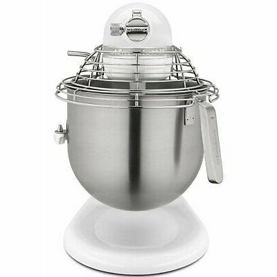 KitchenAid White Mixer