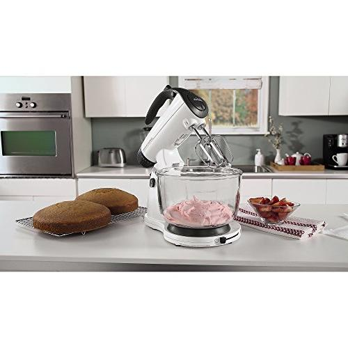 Mixer, Qt. and 4 Included,