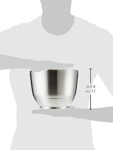 Bosch Stainless Steel Mixing Bowl Series