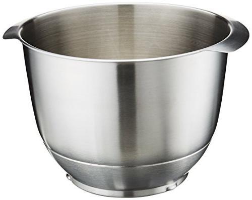 muz5er2 stainless steel mixing bowl