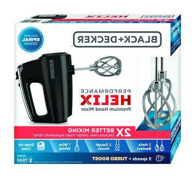 mx600b helix hand mixer