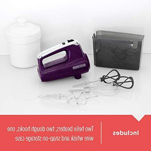 BLACK+DECKER MX600P Premium Purple