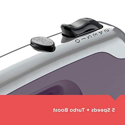 BLACK+DECKER MX600P Premium 5-Speed Purple