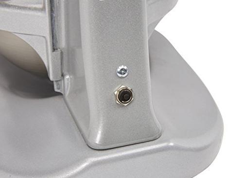 Hobart N50 Commercial Mixer, Gear-Driven, Gray
