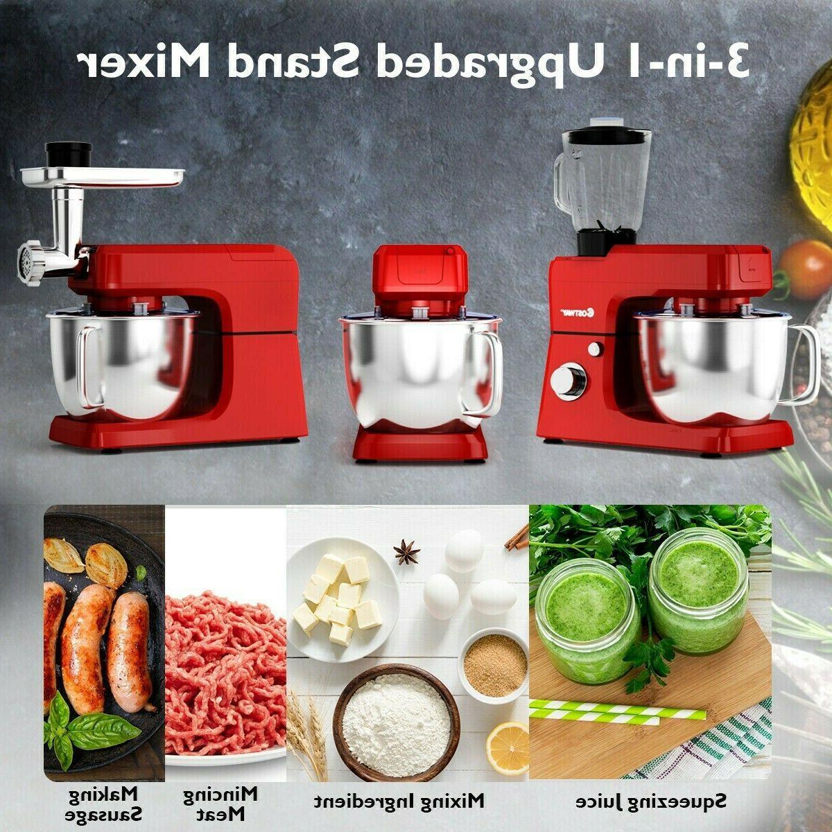 New Kitchen Food Speed Dough Grinder